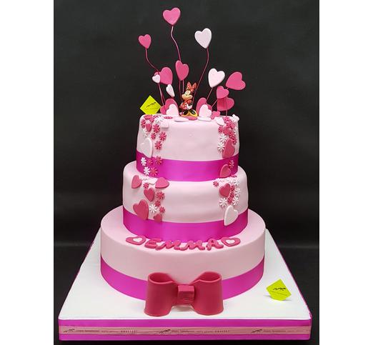 Marc Favalessa Wedding Cakes Gateau Style Wedding Cake Minnie